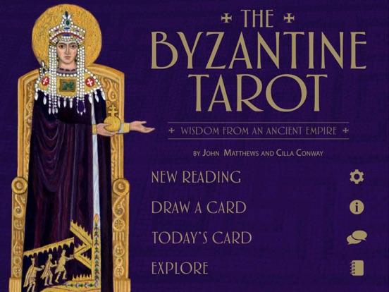 The Byzantine Tarot-ipad-0
