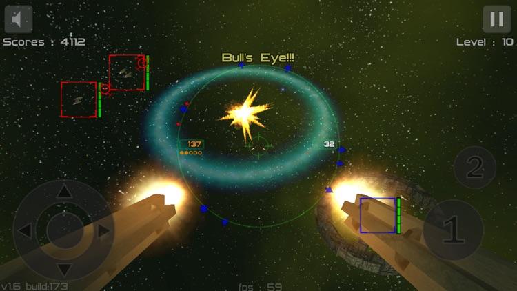 Gunner : Space Defender screenshot-3