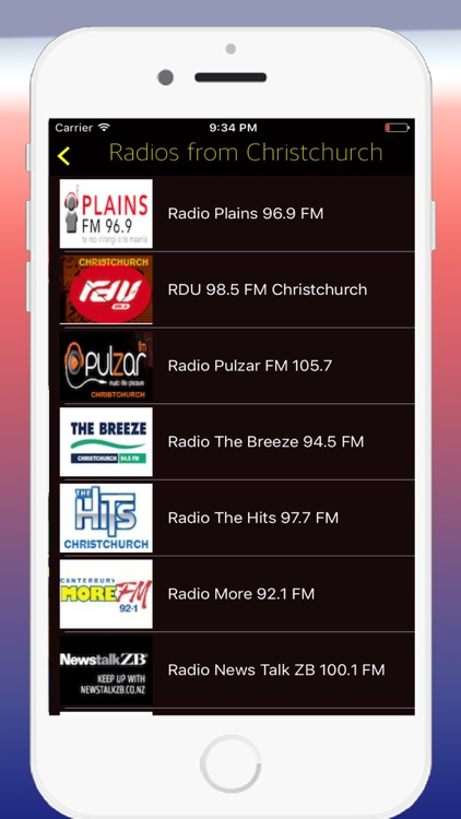 Radio New Zealand FM - Live Radio Stations Online by Alexander Donayre