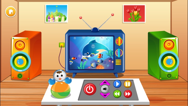 A+ Baby Toy Gadgets - Top Phone Games For Babies screenshot-3