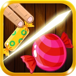 切西瓜糖果大战,切水果玩法的游戏