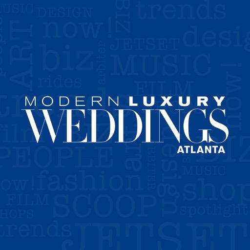 Modern Luxury Weddings Atlanta