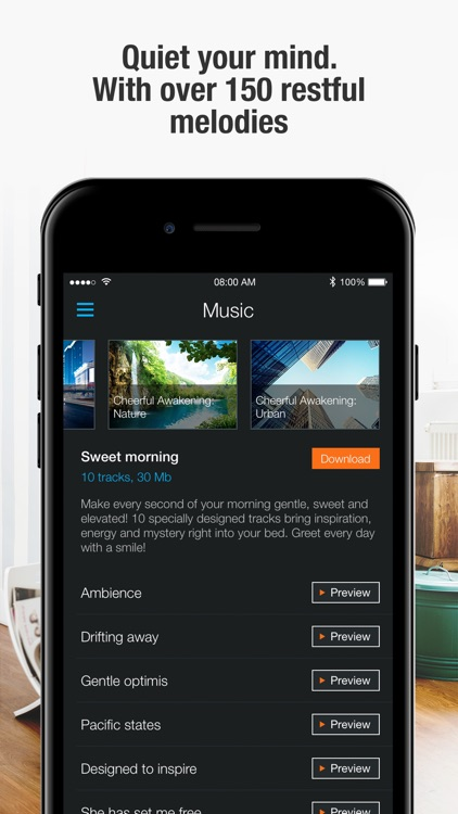 Smart Alarm Clock : sleep cycle & snoring recorder screenshot-4