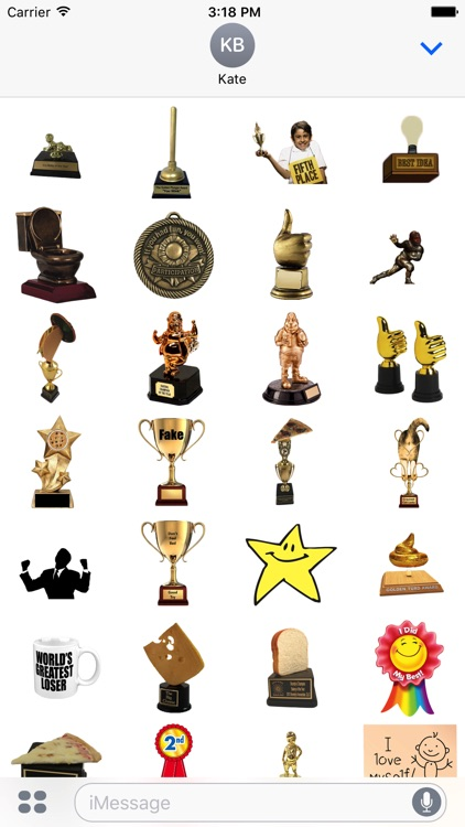 Participation Awards and Trophies