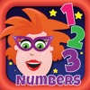 Learn to count numbers with Teacher TIlly