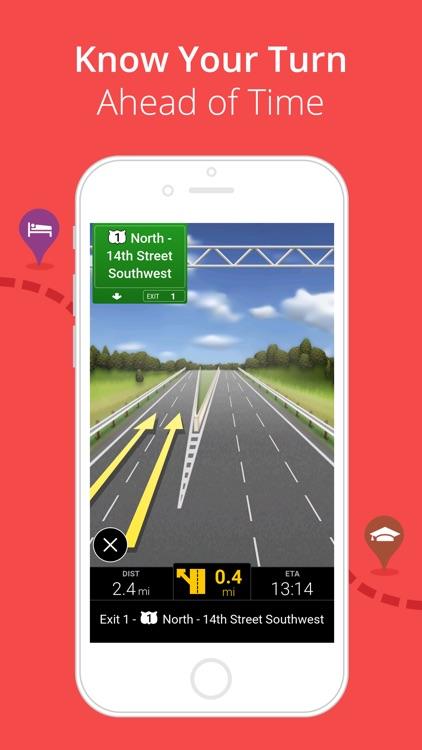 CoPilot USA & Canada - Offline GPS Navigation screenshot-3
