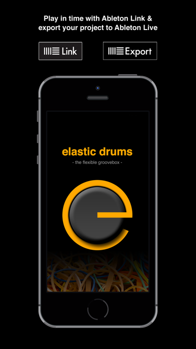 Elastic Drums Screenshot 1