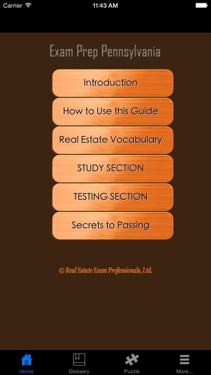 ExamPrepPA Pennsylvania Real Estate Exam Prep.