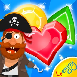 Sea Pirate: Match-3