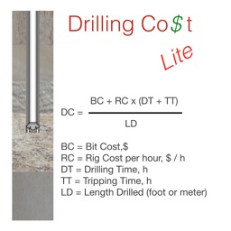 Drilling Co$t (Lite)