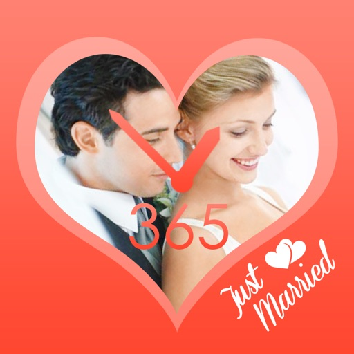 Married Together - Marriage Anniversary Counter