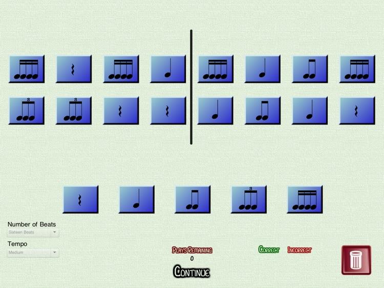 Rhythmic Dictation screenshot-4
