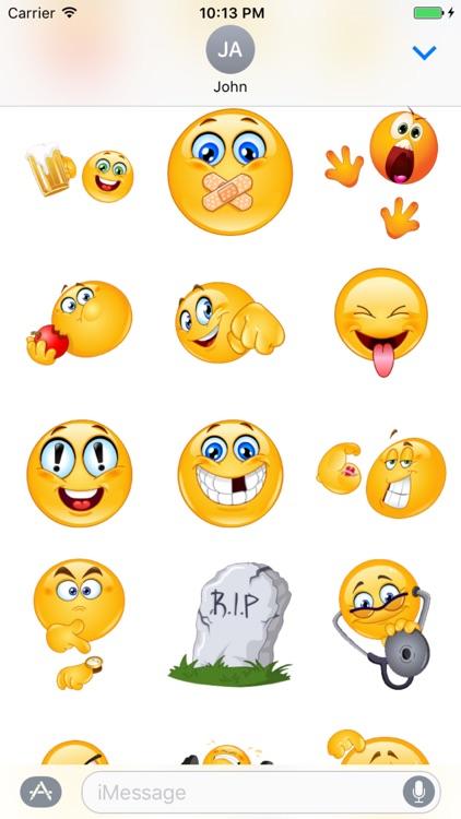 Emoji Stickers Kit
