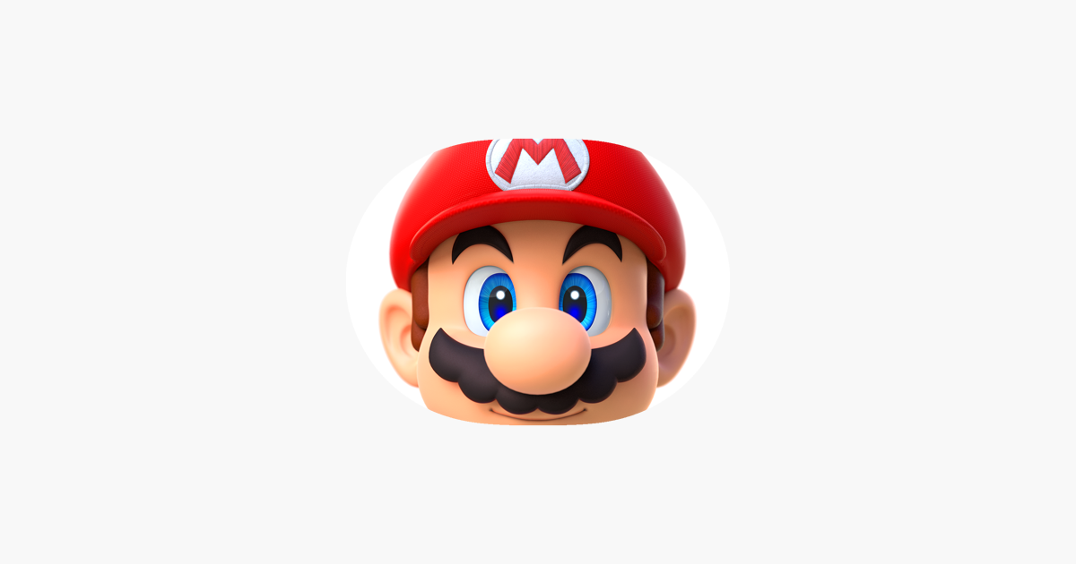 Super Mario Run Stickers on the App Store
