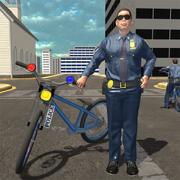 Police BMX Rider: Crime Chase