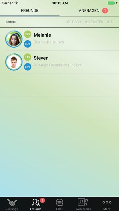 TwinSearchScreenshot von 2
