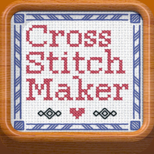 Cross Stitch Maker: Draw Realistic Embroidery!