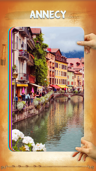 Annecy Travel Guide screenshot one