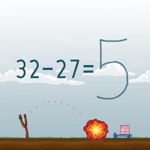 Math Shot Subtraktion