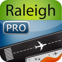 Raleigh Airport Pro (RDU) + Flight Tracker