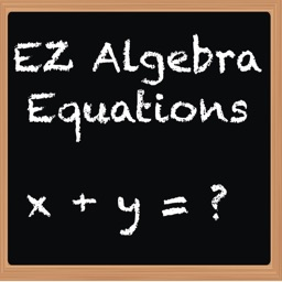 EZ Algebra Equations