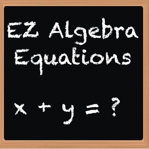 EZ Algebra Equations