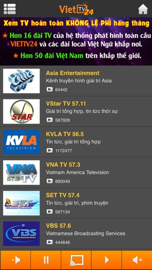 Viet TV24 on the App Store