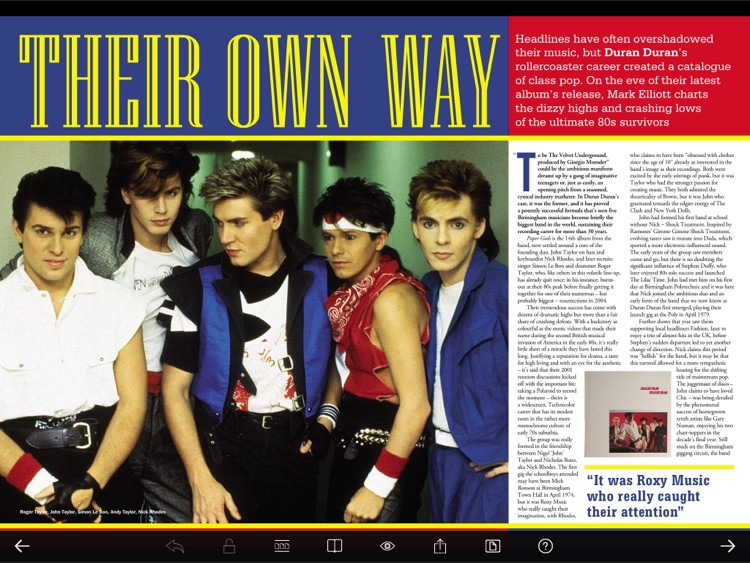 Record Collector Magazine screenshot-2