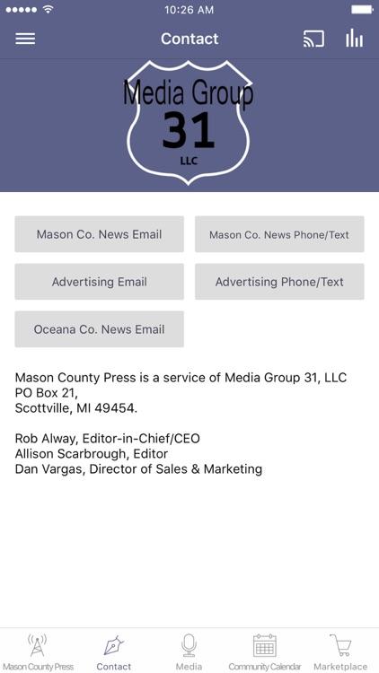 Mason County Press