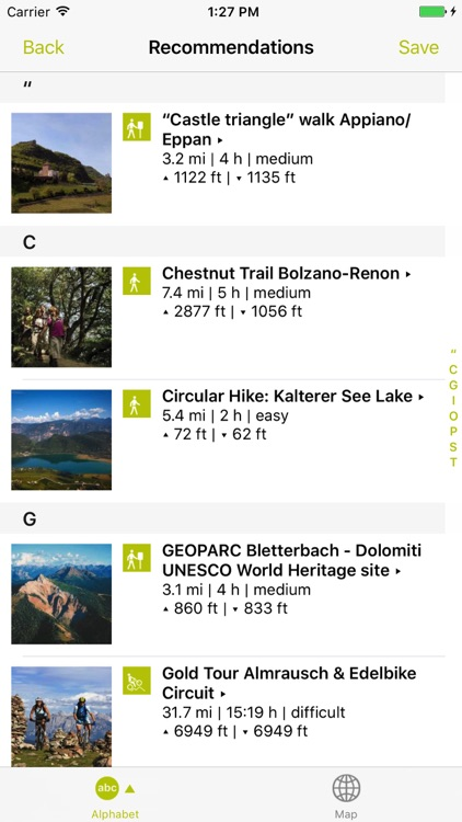 TOP tours: Bolzano & environs screenshot-1