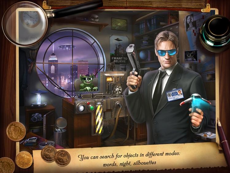 Mystery Manor: Hidden Adventure HD screenshot-4