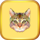 Kitten Cat Coloring Book for Kids Game Preschool icon