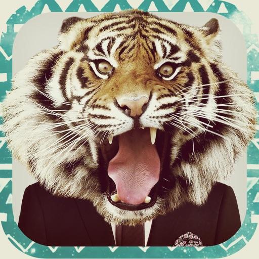 Animal Face - IG Selfie Editor & Stickers