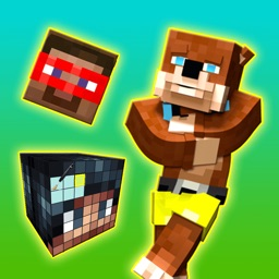 Skin Editor - Skins Creator for Minecraft Edition