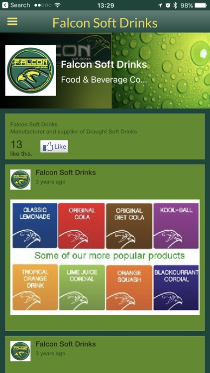 Falcon Drinks screenshot-3