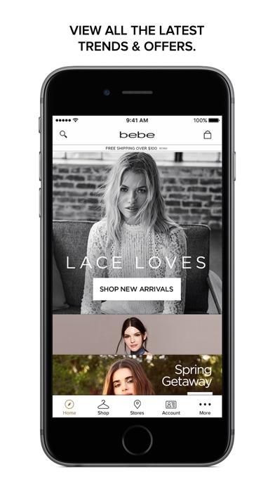 bebe – Women's Fashion Скриншоты3