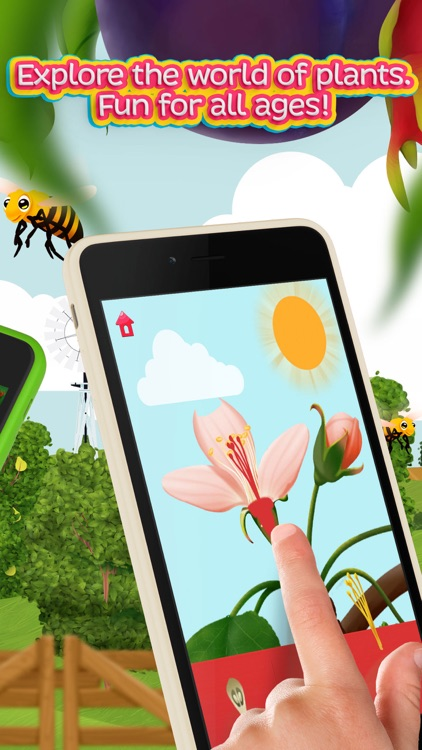 Moona Puzzles Fruits Lite learning games for kids screenshot-3