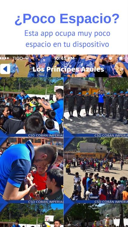 Los Príncipes Azules - Cobán Imperial de Guatemala