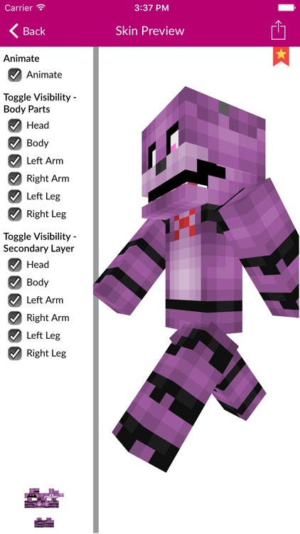 FNAF Skins Pro - Skins for Minecraft PE Edition