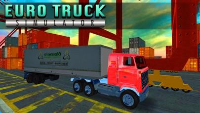 欧洲卡车模拟器:美国货车司机 App 截图
