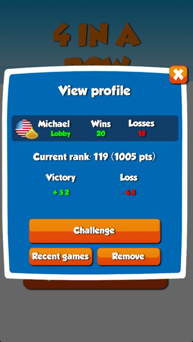 点击获取4 in a Row Multiplayer - Play online with friends!