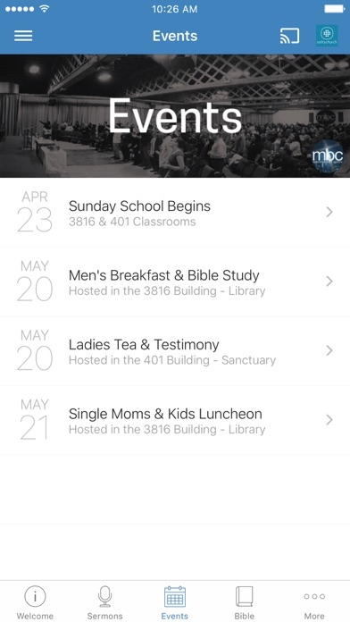 Manhattan Bible Church screenshot 3