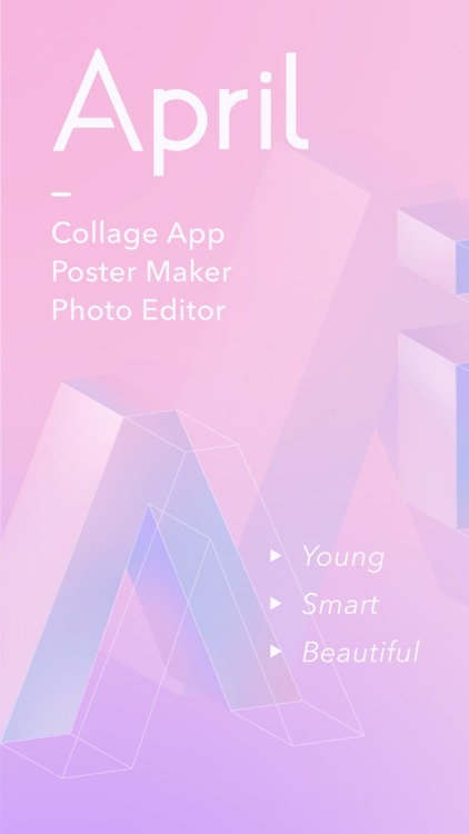 April - Layouts, Photo Collage, and Poster Maker screenshot-0