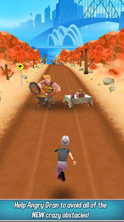 Angry Gran Run - Running Game screenshot-4