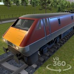 VR Train 3D Simulator
