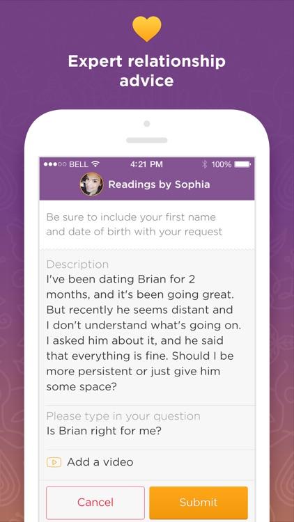 Purple Ocean Psychic Readings screenshot-4