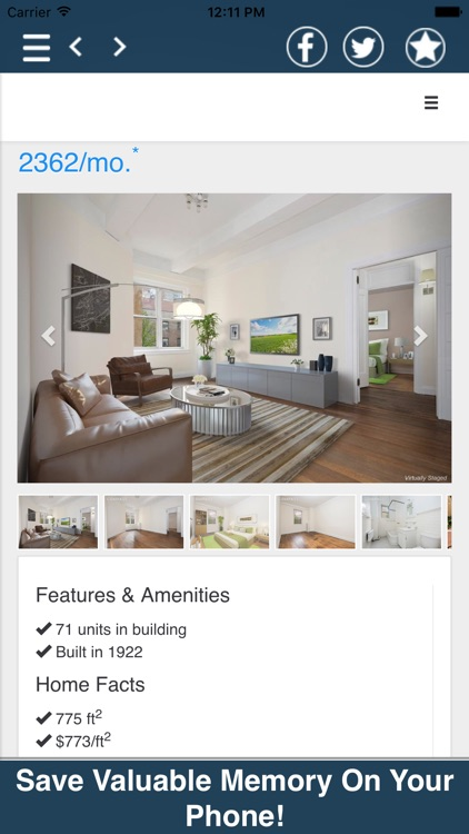 Apartments All In One Pro - Search, Rent, & More! screenshot-3