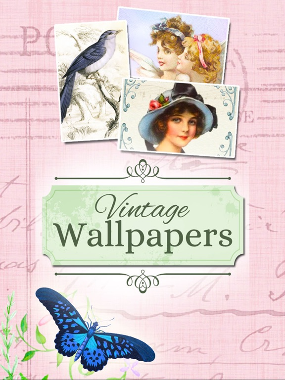 VINTAGE Wallpapers - Retro nostalgic backgrounds screenshot 5