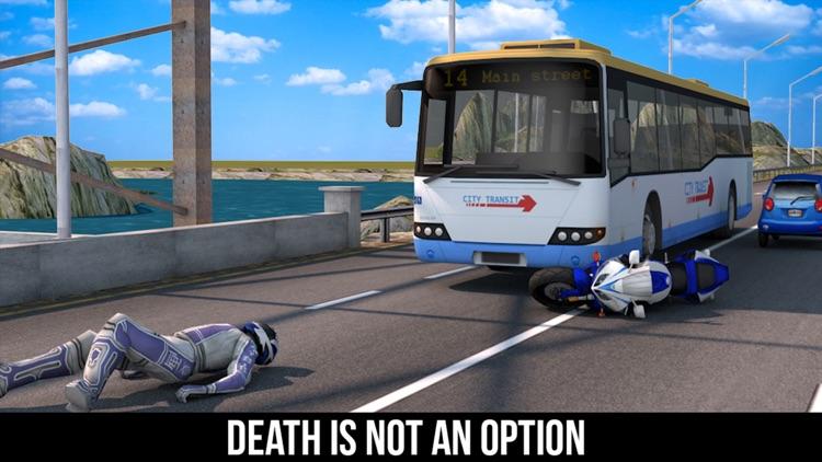 VR Traffic Bike Racer - Bike Racing Game pro screenshot-3