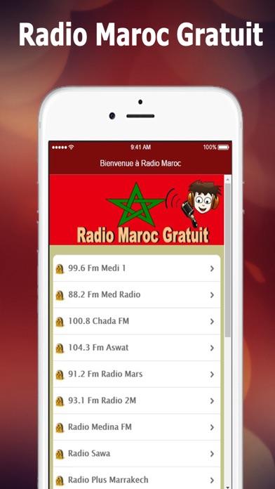 Radio Maroc Gratuit: Nouvelles, musique et sports-0